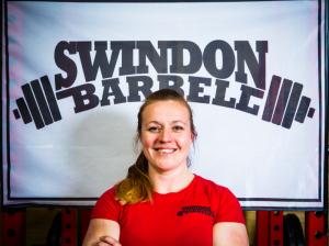 Swindon Barbell Coach Charlie Shotton-Gale