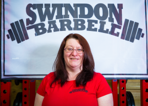 Swindon Barbell Coach Helen Toms